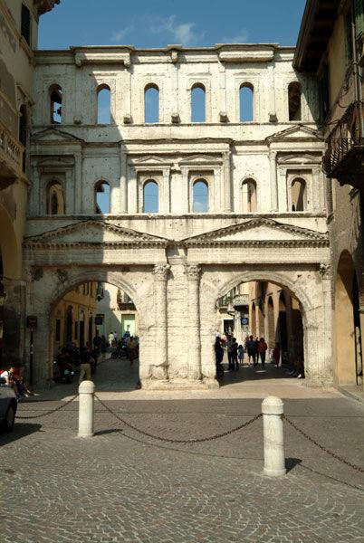 Porta Borsari - Crediti: Comune di Verona