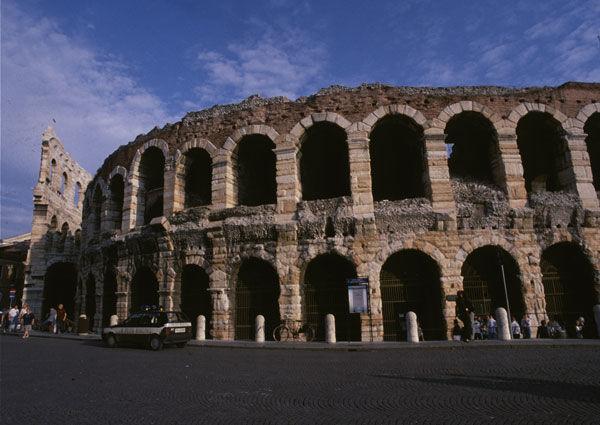 Arena - Crediti: Comune di Verona