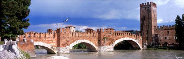 Ponte Castelvecchio - Crediti: Comune di Verona