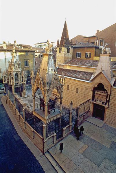 Arche Scaligere - Crediti: Comune di Verona