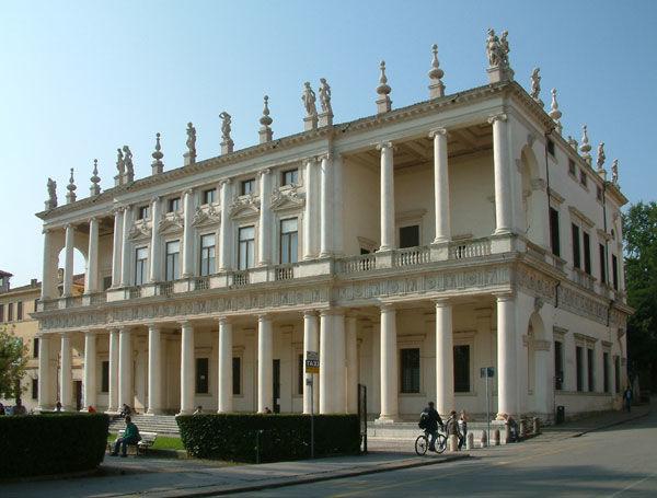 Palazzo Chiericati -  Ufficio Unesco del Comune di Vicenza