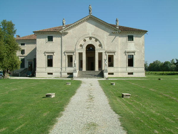 Villa Pojana, Pojana Maggiore (VI) -  Ufficio Unesco del Comune di Vicenza