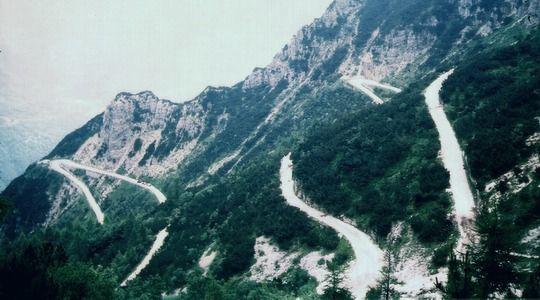 Strada degli Scarubbi - Prealpi vicentine VI