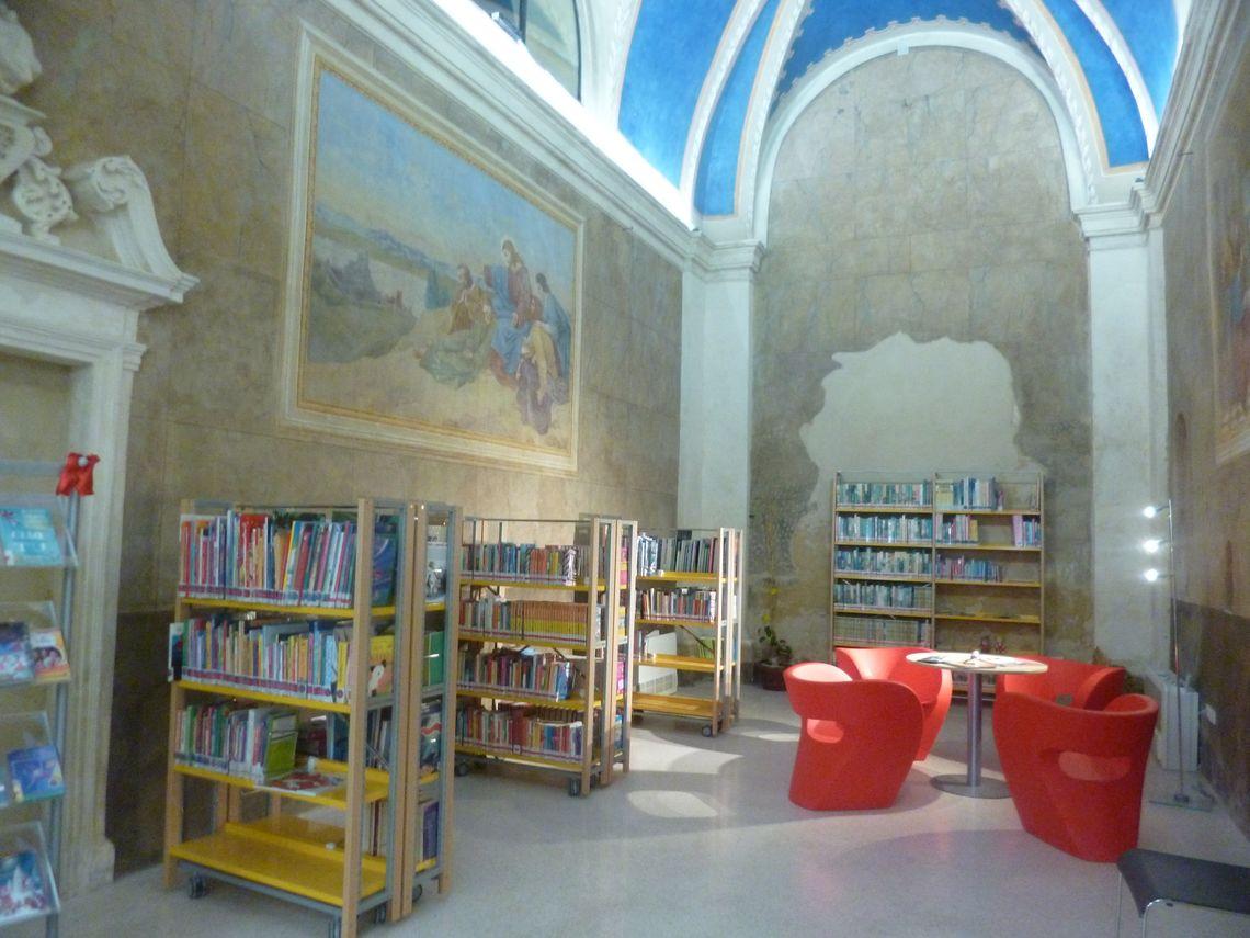 BiblioTour – Cervarese Santa Croce PD, Parrocchia