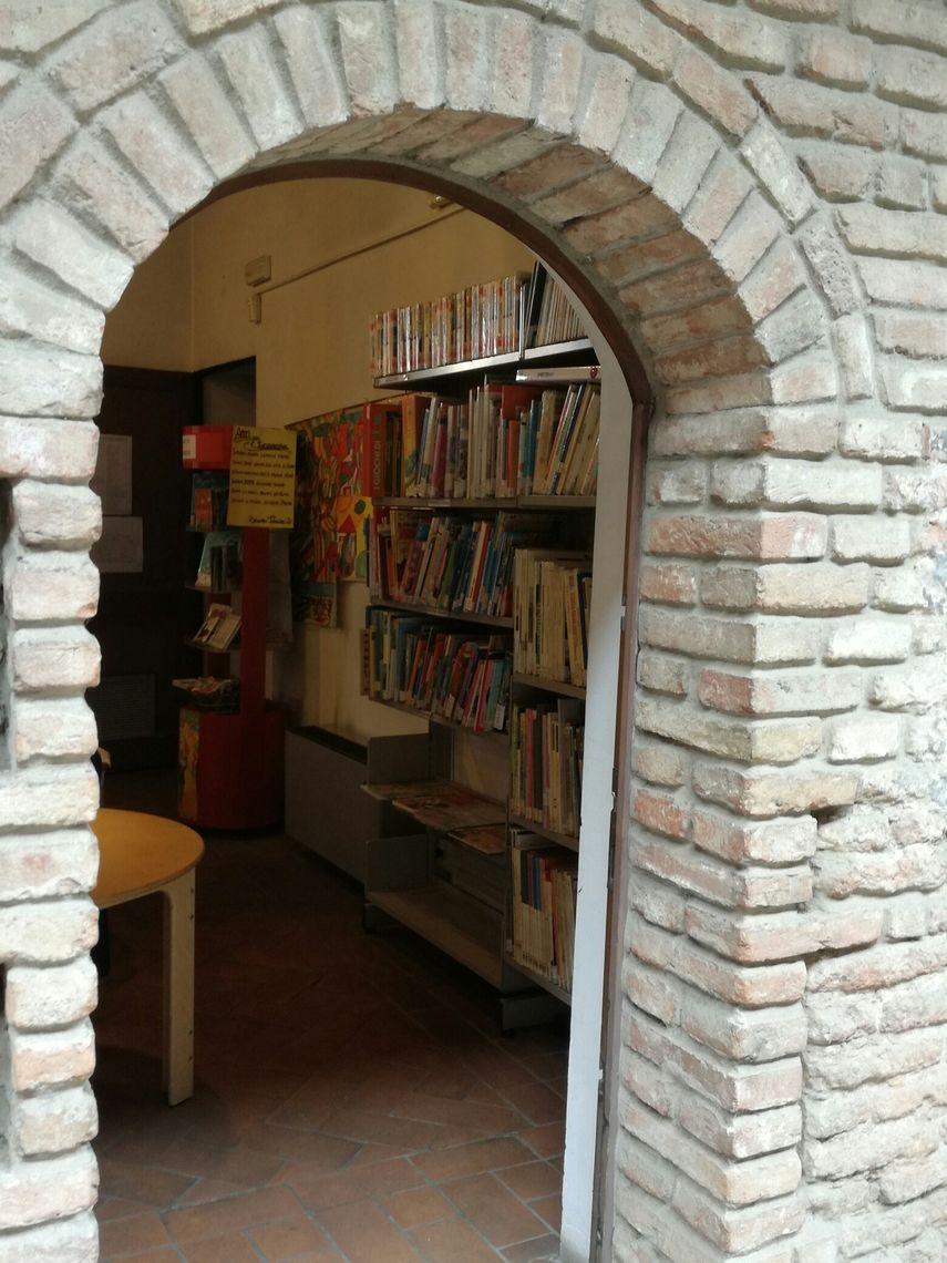 BiblioTour – Montagnana PD, Castello di San Zeno