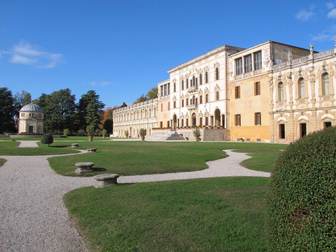 BiblioTour – Piazzola sul Brenta PD, Villa Contarini