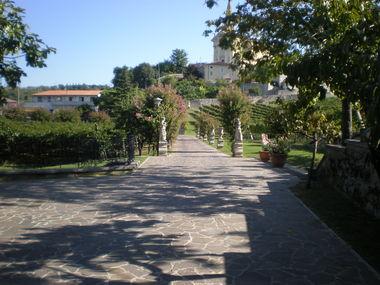 """Giardino di Villa Arnaldi, Borselli, Manzoni, Miotti, Valcasara, detta """"Ca' Manzoni"""""""