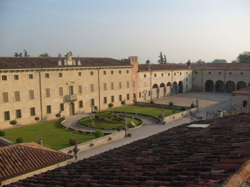 BiblioTour – Povegliano Veronese VR, Villa Balladoro