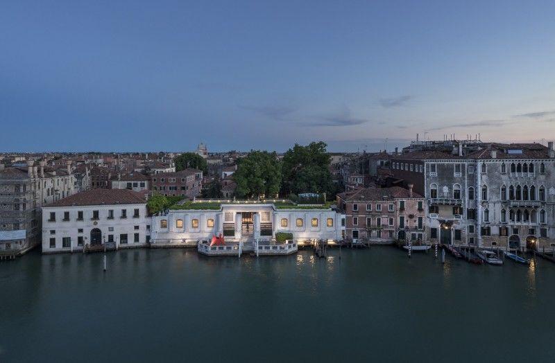 BiblioTour – Venezia, Palazzo Venier dei Leoni