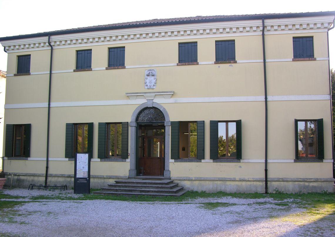 BiblioTour – Villa Estense PD, Palazzo Valentinelli