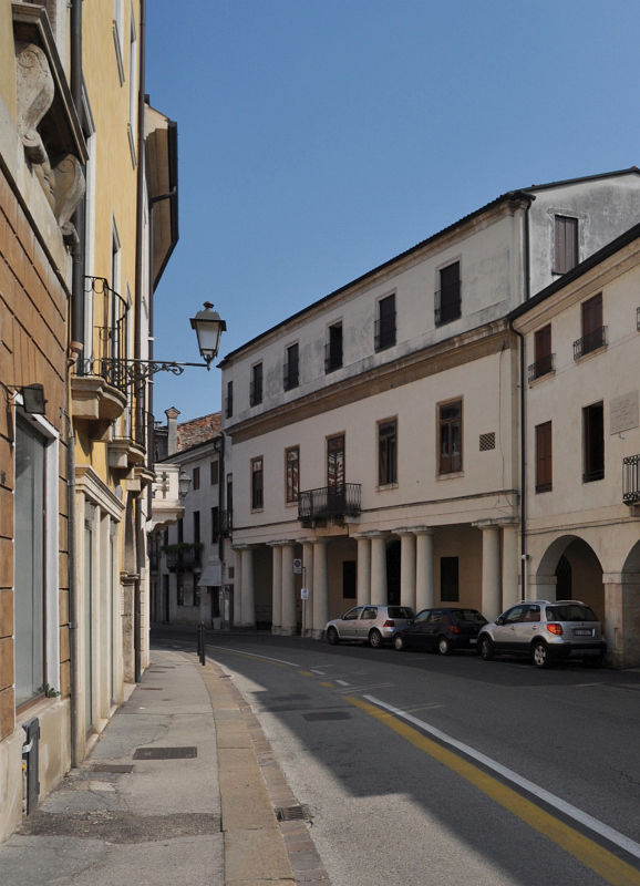 BiblioTour – Vicenza, Palazzo Brusarosco Zaccaria