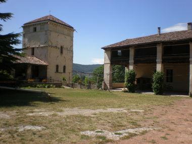 Giardino della Torre Barbarano, Dolfin, Cornaro, Venier, Garzetta, Salvi, Salvioli, Cantarella