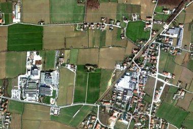 Giardino di Villa Bonomo, Thiene, Mosca, Pivato, Brunelli, Folco, Caretta