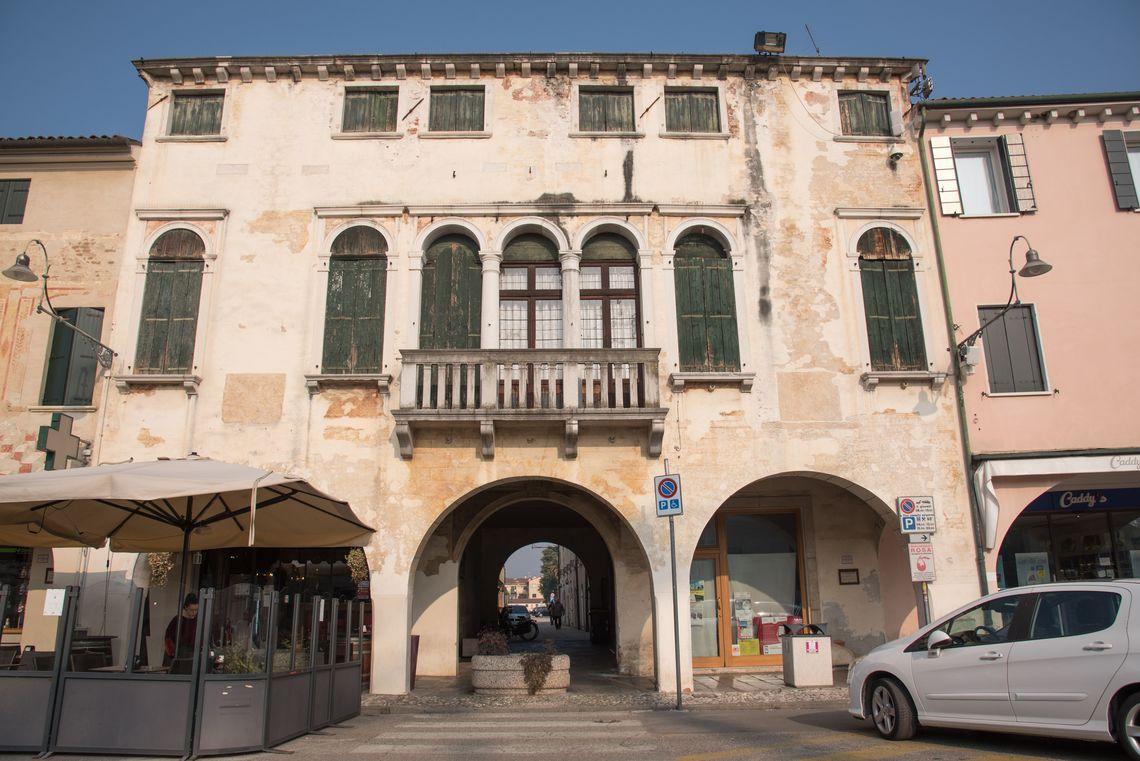 BiblioTour – Noale VE, Palazzo Soranzo-Scotto