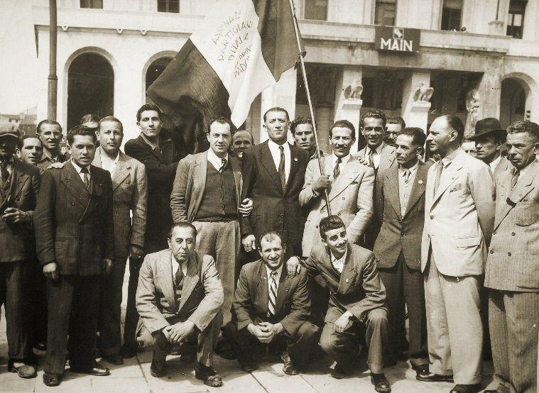 Fondo ANPI Comitato provinciale di PD SIAR Veneto - Crediti: Fondo ANPI SIAR Veneto