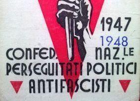 Archivi resistenza e dell'antifascismo - Crediti: Fondo ANPPIA. Federazione di Padova, Tessera dell'Associazione (da SIAR Veneto)