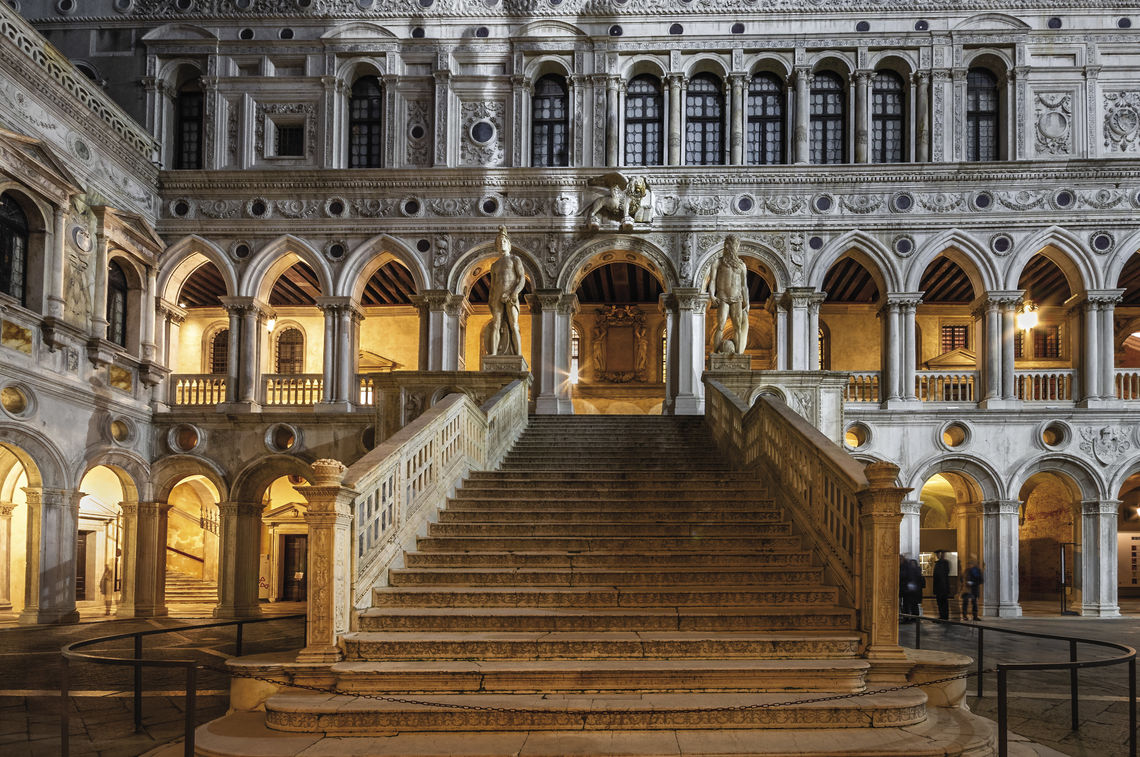 Palazzo Ducale - Crediti: Davide Busetto