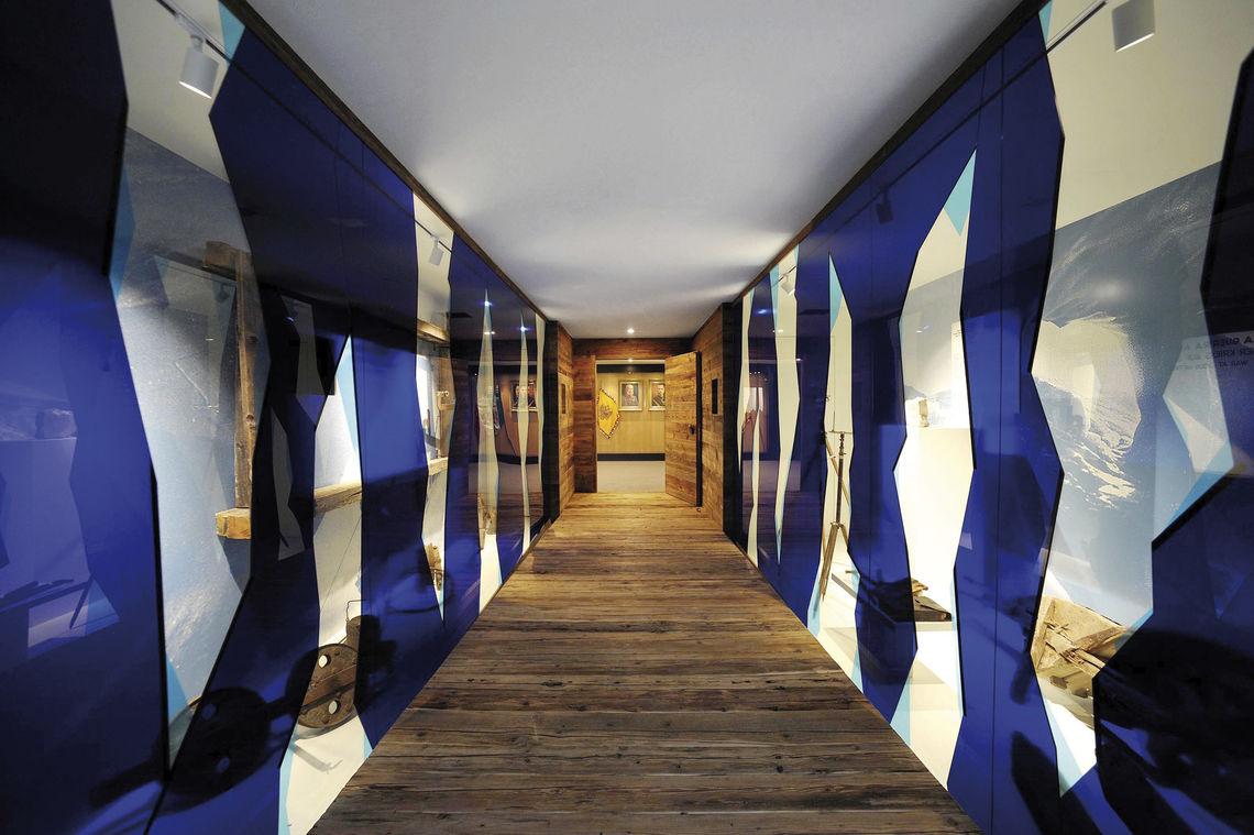 Museo Marmolada Grande Guerra - Crediti: Grafiche Antiga