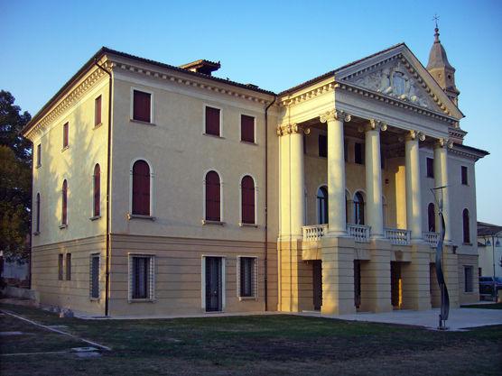 BiblioTour, Trevignano TV, Villa Onigo