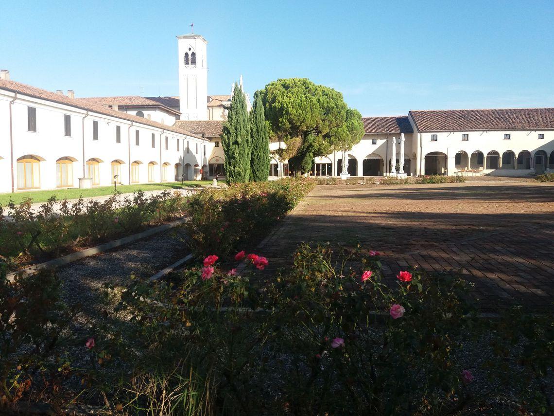 BiblioTour, Legnaro PD, Corte Benedettina
