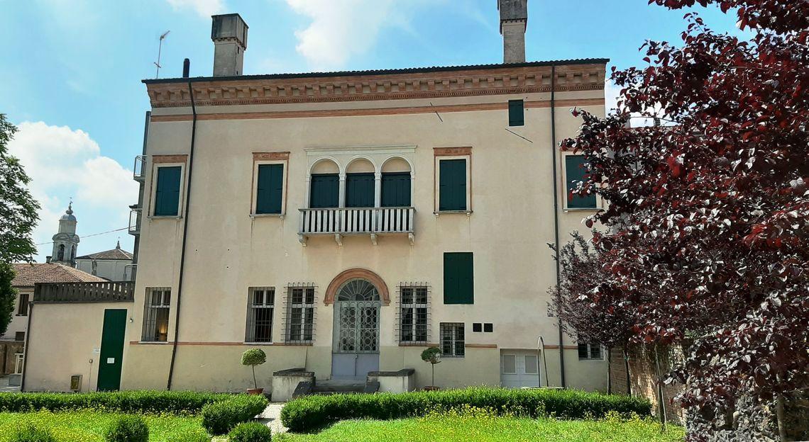 BiblioTour, Lendinara RO, Palazzo Malmignati-Conti-Boldrin