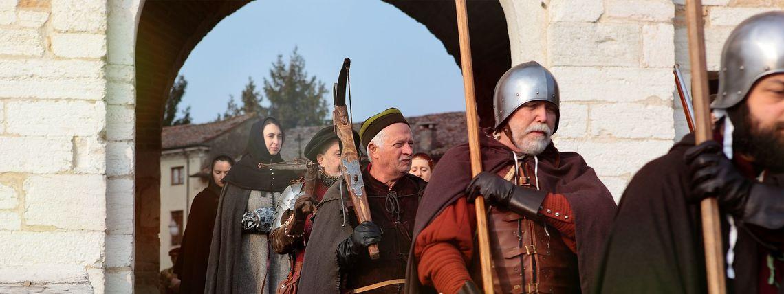 Festa di Sant'Agata - parata soldati -  Foto&Grafica Bertinato