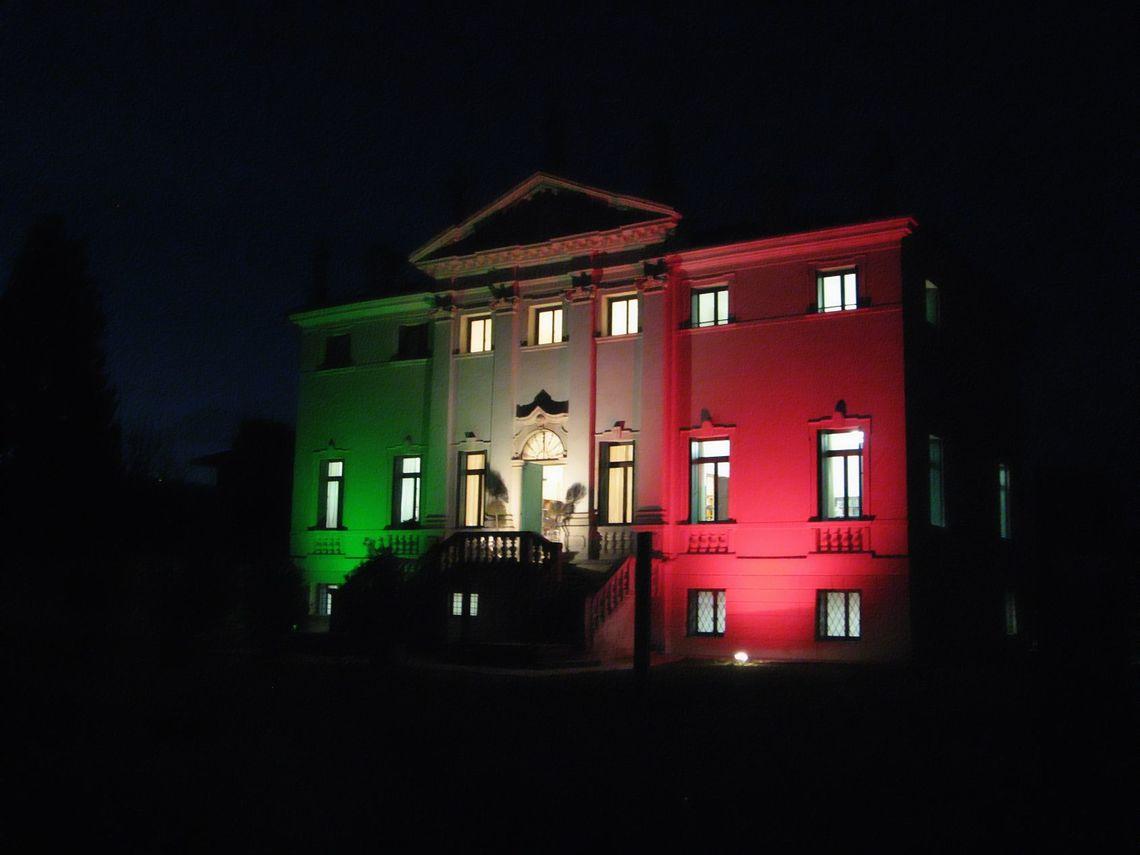 BiblioTour, Isola Vicentina VI, Villa Cerchiari
