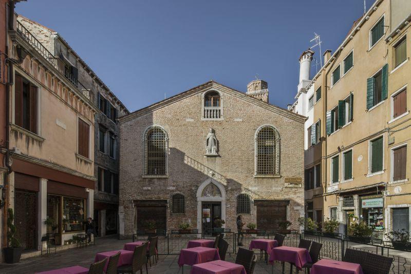 BiblioTour, Venezia, Scoletta della Confraternita dei Calegheri