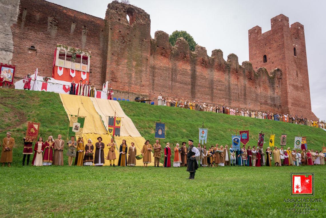 Palio di Castelfranco - Panoramica -  Associazione Palio di Castelfranco Veneto