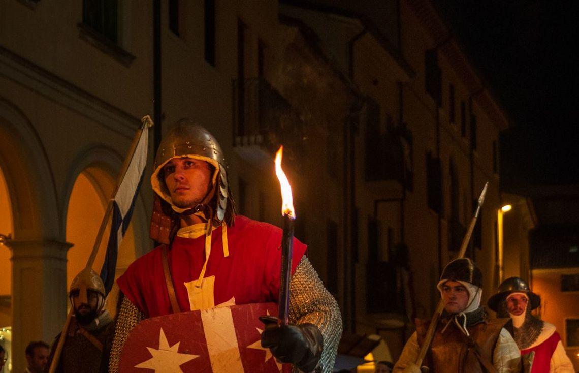 Palio di Castelfranco - Ritaglio soldato -  Associazione Palio di Castelfranco Veneto