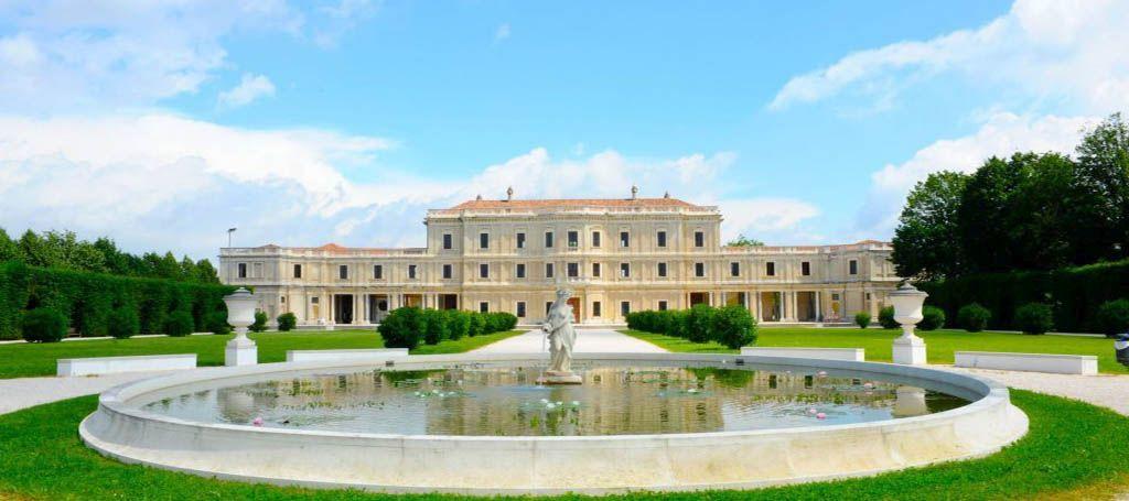 BiblioTour, Santa Maria di Sala VE, Villa Farsetti