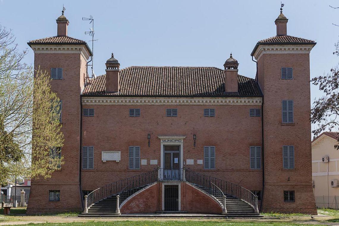BiblioTour, Ficarolo RO, Villa Giglioli