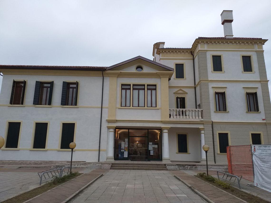 BiblioTour, Piombino Dese PD, Villa Fantin