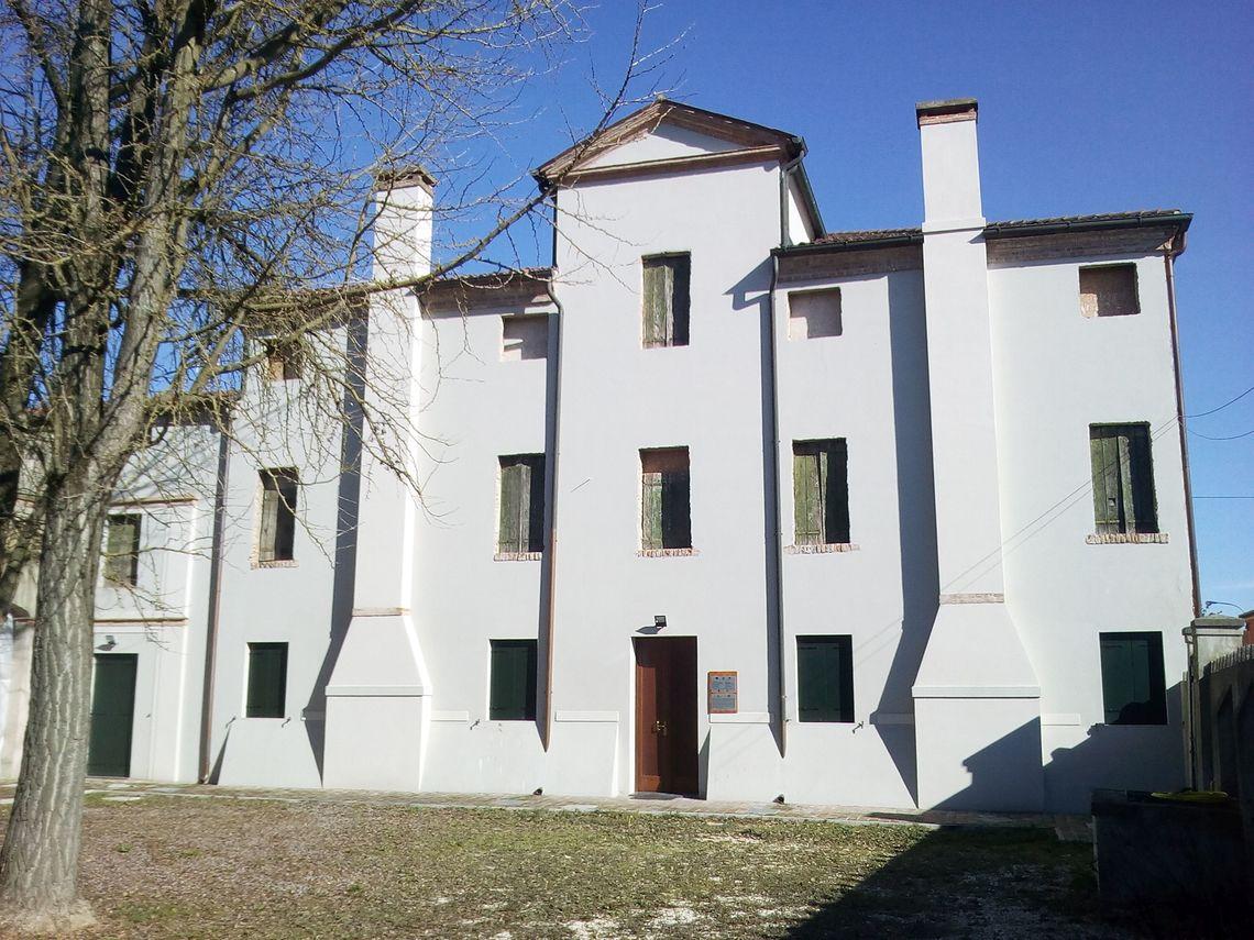 BiblioTour, Badia Polesine RO, Villa Valente Crocco