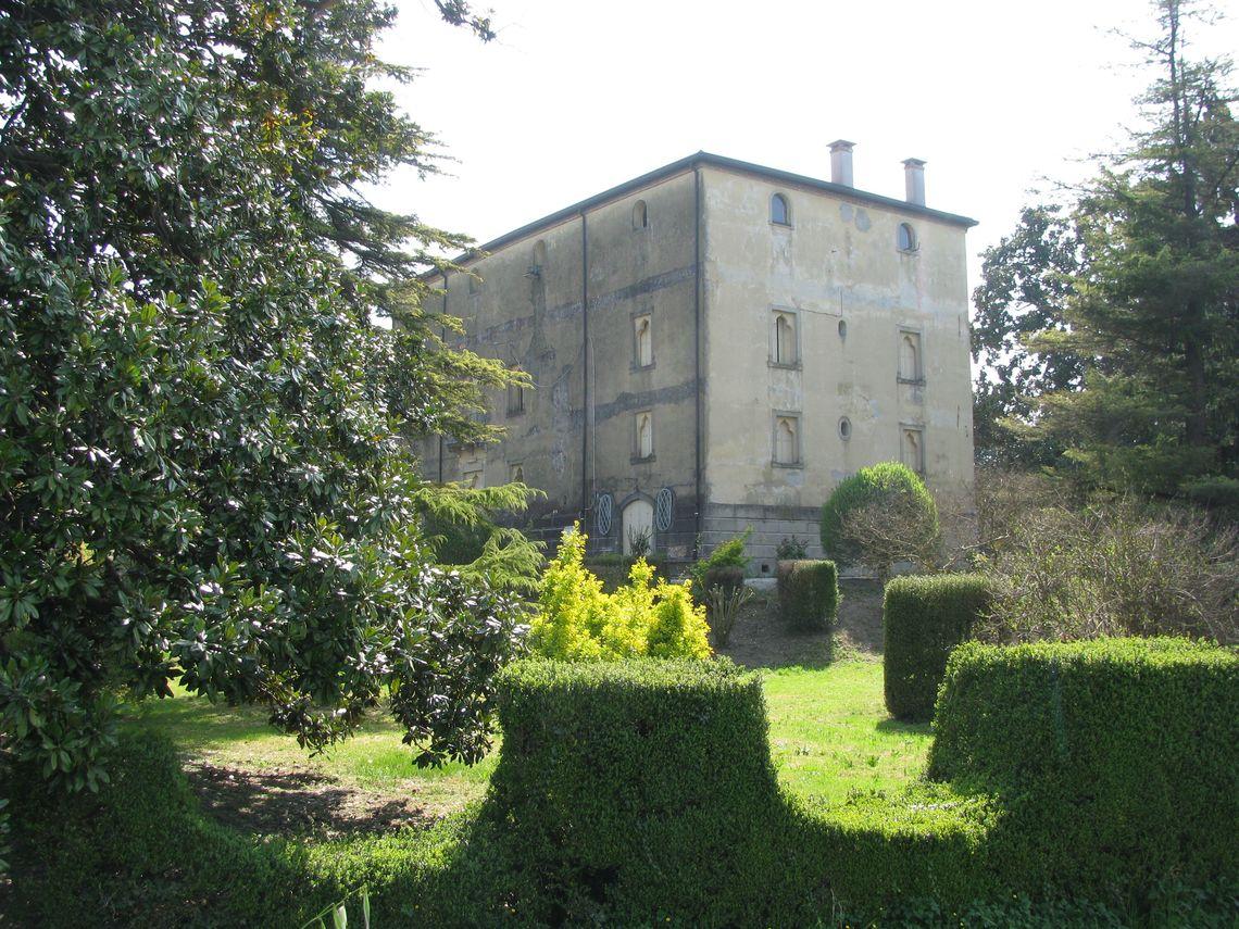 BiblioTour, Vigonza PD, Castello dei da Peraga