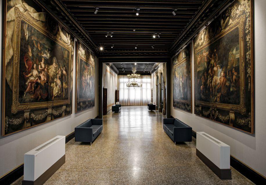 BiblioTour, Venezia, Palazzo Giustinian Lolin