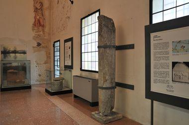 MUSEO CIVICO ARCHEOLOGICO DI ISOLA DELLA SCALA