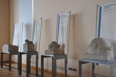 RACCOLTA ARCHEOLOGICA SALE MUSEALI DEL PALAZZO MUNICIPALE DI CONCORDIA SAGITTARIA