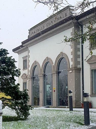 BiblioTour, Porto Viro RO, Ex - macello comunale