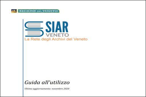 Guida al SIAR nov2020