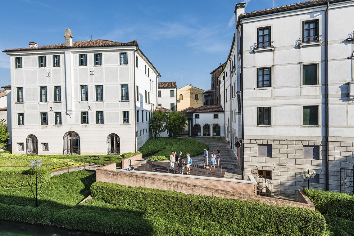BiblioTour, Treviso, Palazzo Caotorta