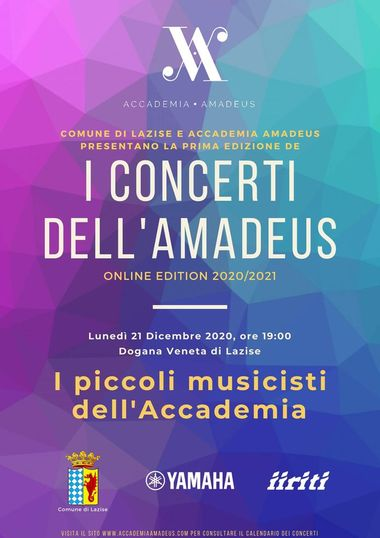 I concerti dell'Amadeus- Online