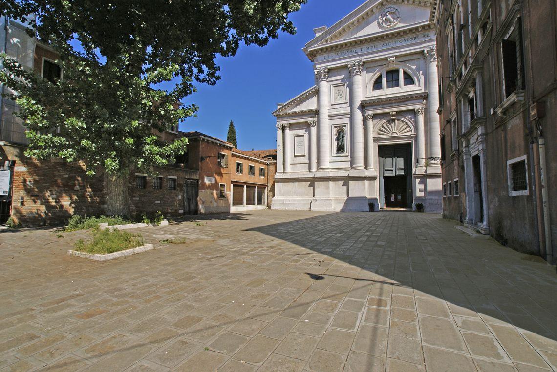 BiblioTour, Venezia, Convento di San Francesco della Vigna