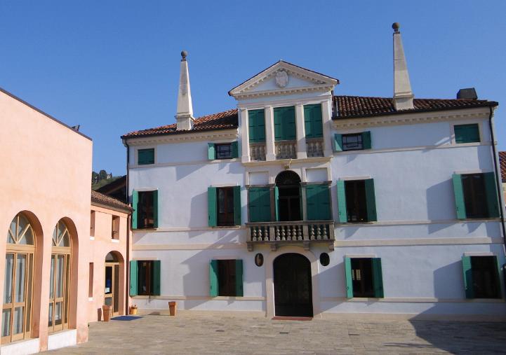 BiblioTour, Este PD, Villa Dolfin Boldù
