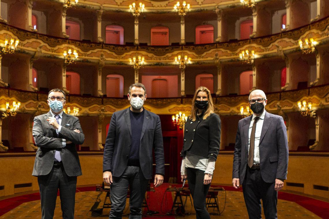 49° edizione premio Toti Dal Monte. Presentato dal Comune di Treviso e il Teatro Stabile del Veneto