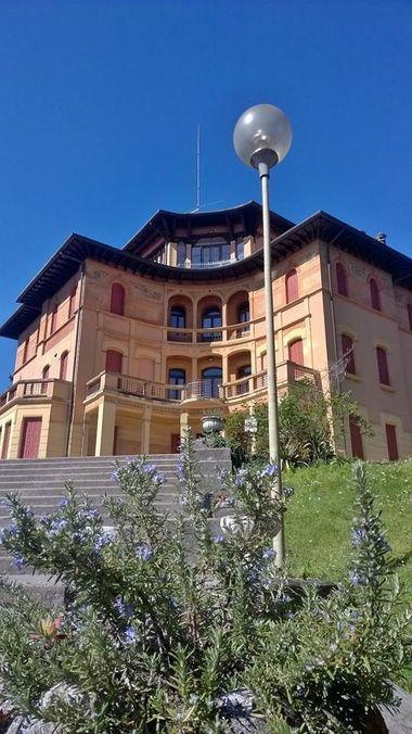 BiblioTour, Nervesa della Battaglia TV, Villa Eros Rebosco