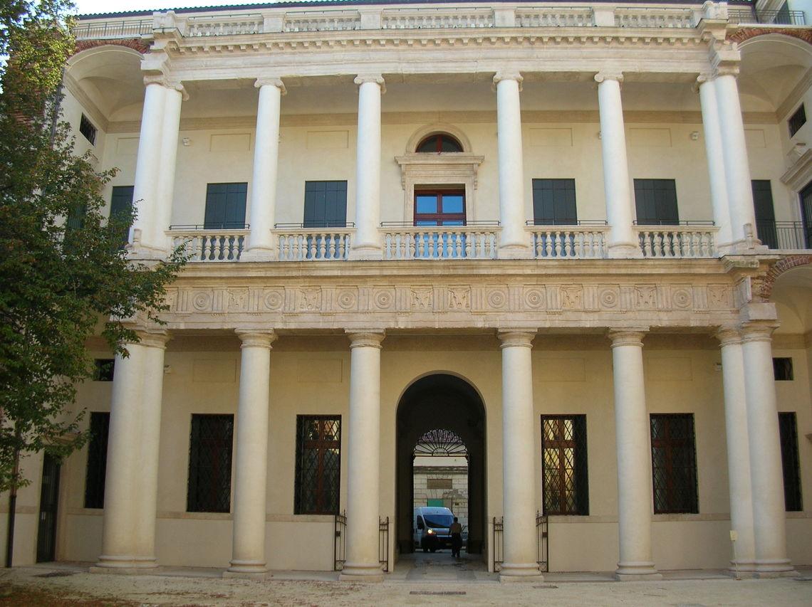 BiblioTour, Vicenza, Palazzo Cordellina