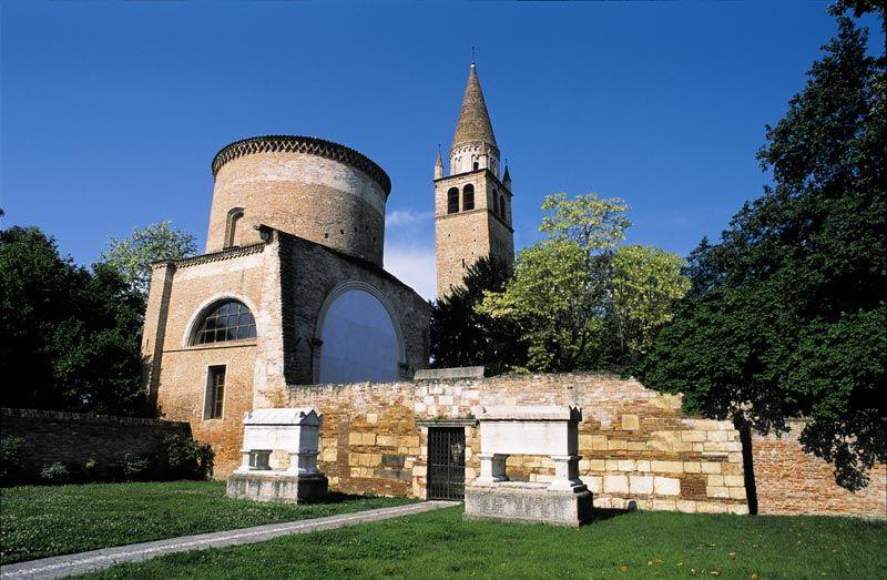 BiblioTour, Badia Polesine RO, Abbazia di Santa Maria della Vangadizza