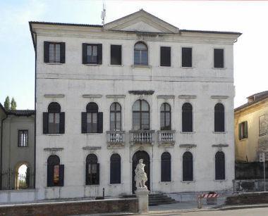 BiblioTour, Massanzago PD, Villa Pegolotto-Baglioni