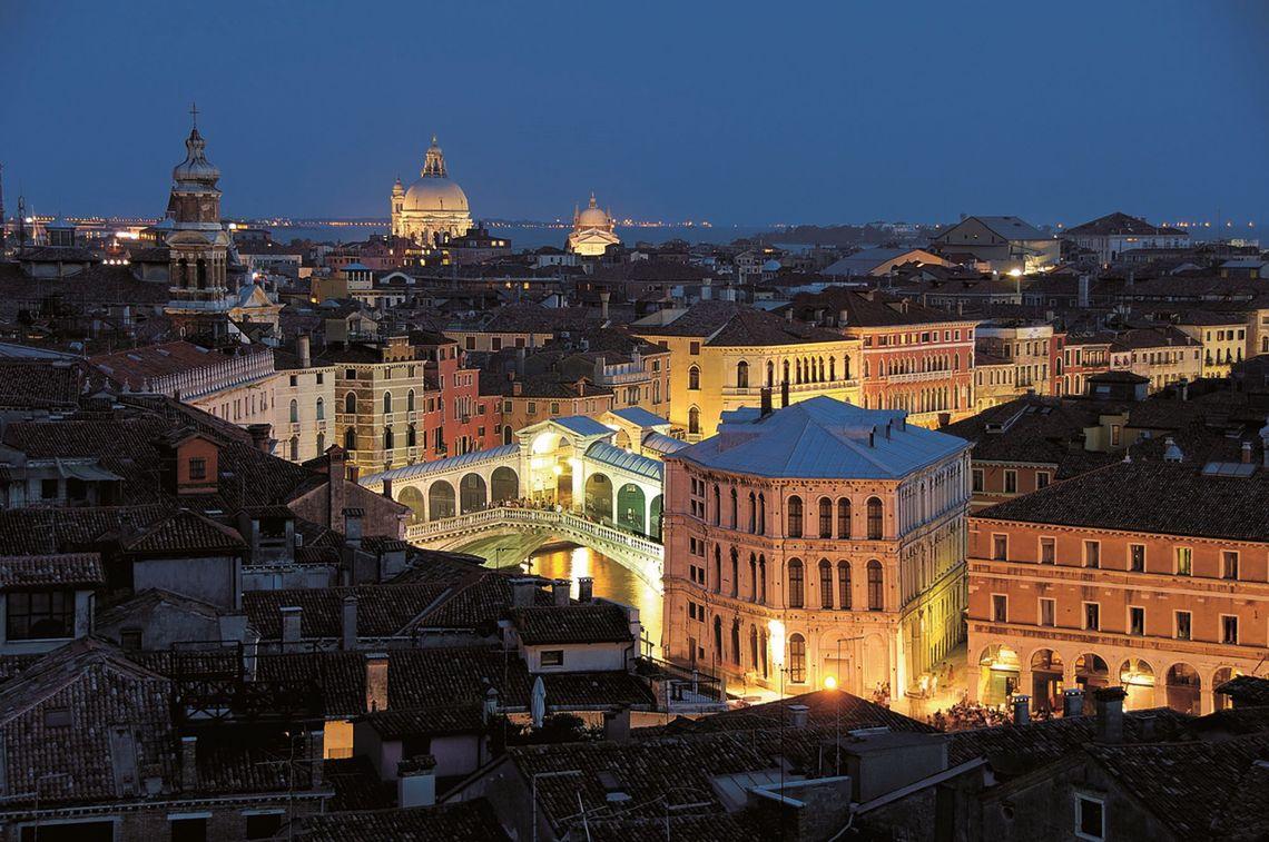 Venezia e le sue origini - Rialto